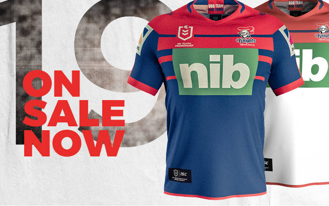 Newcastle Knights, Join the family in 2019