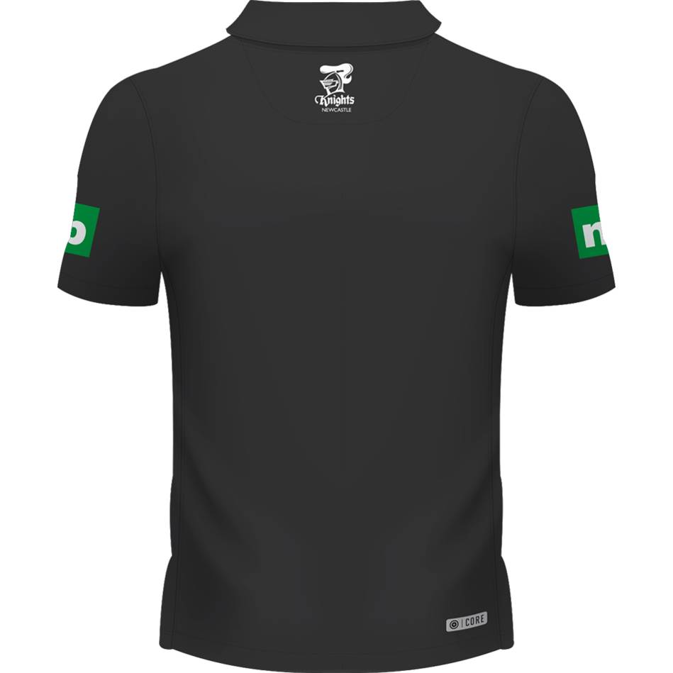 mainMens Black Team Polo1