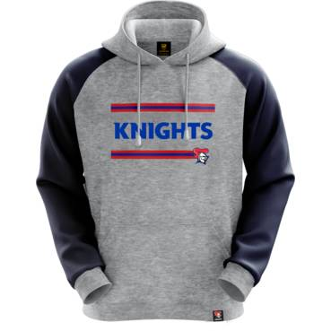 Knights Men's Heathered Hoody