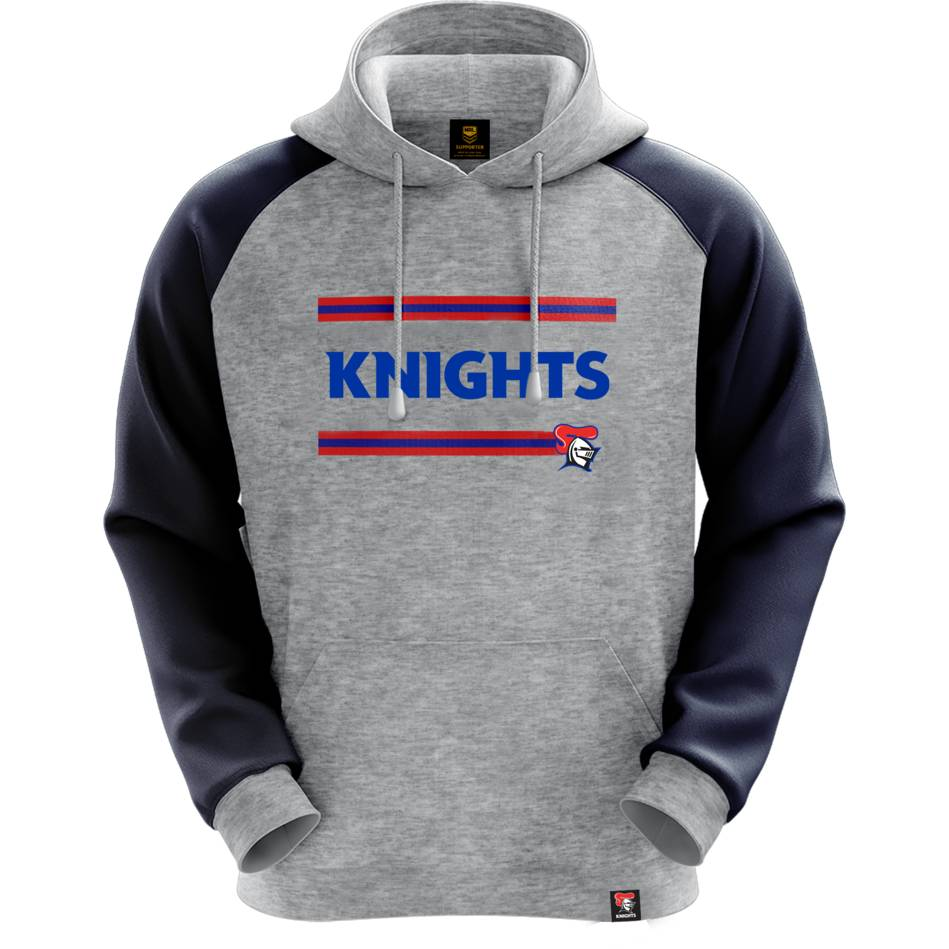 mainKnights Youth Heathered Hoody0