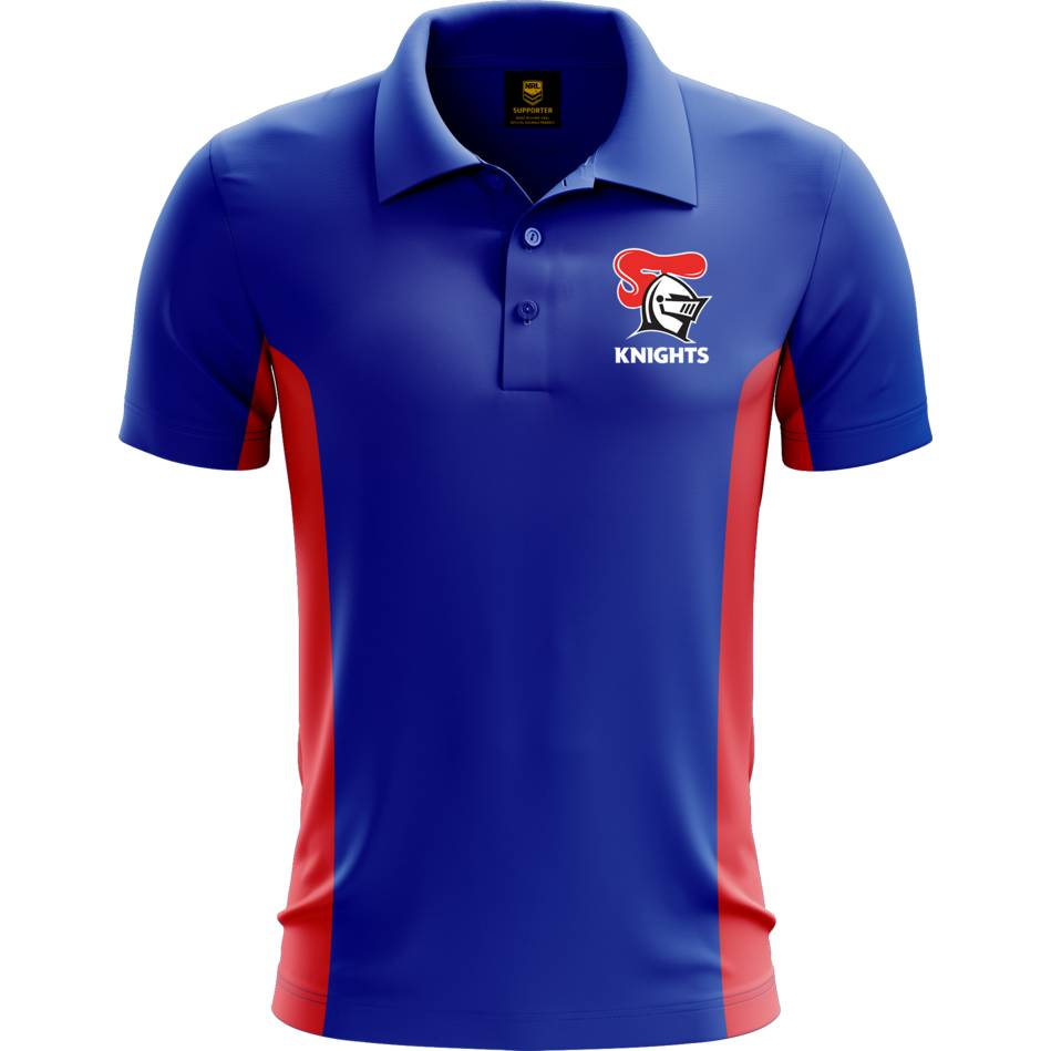 Knights Club Lifestyle Polo0