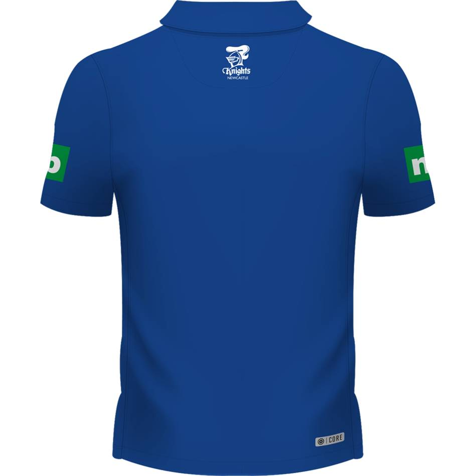 mainMens Blue Team Polo1