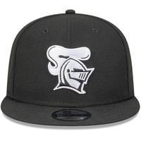 New Era Black White Cap0