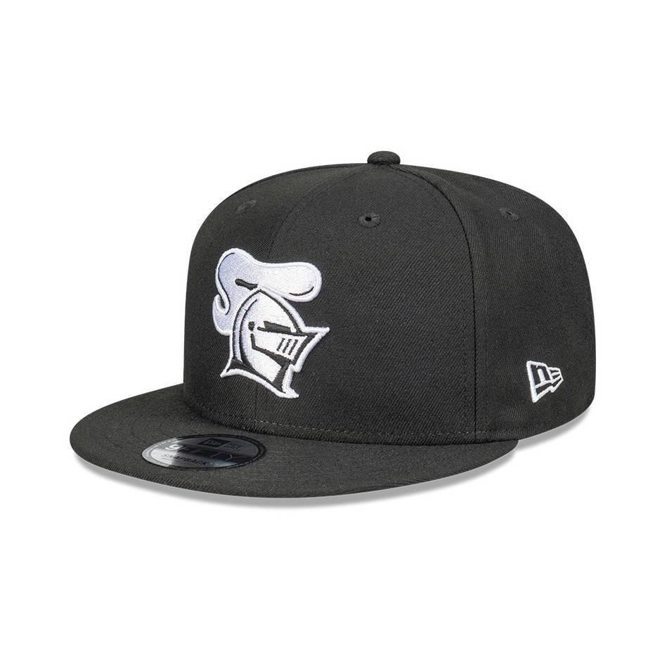 New Era Black White Cap1