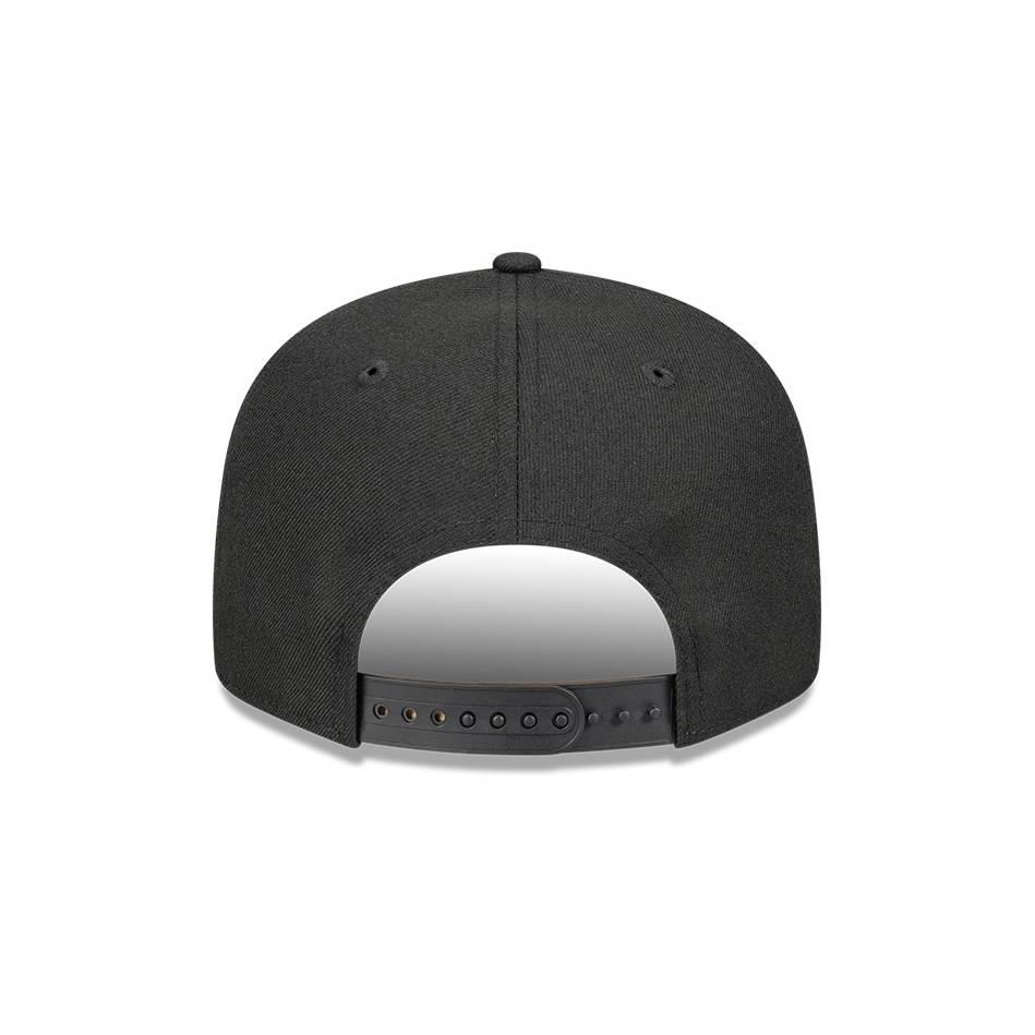 New Era Black White Cap3