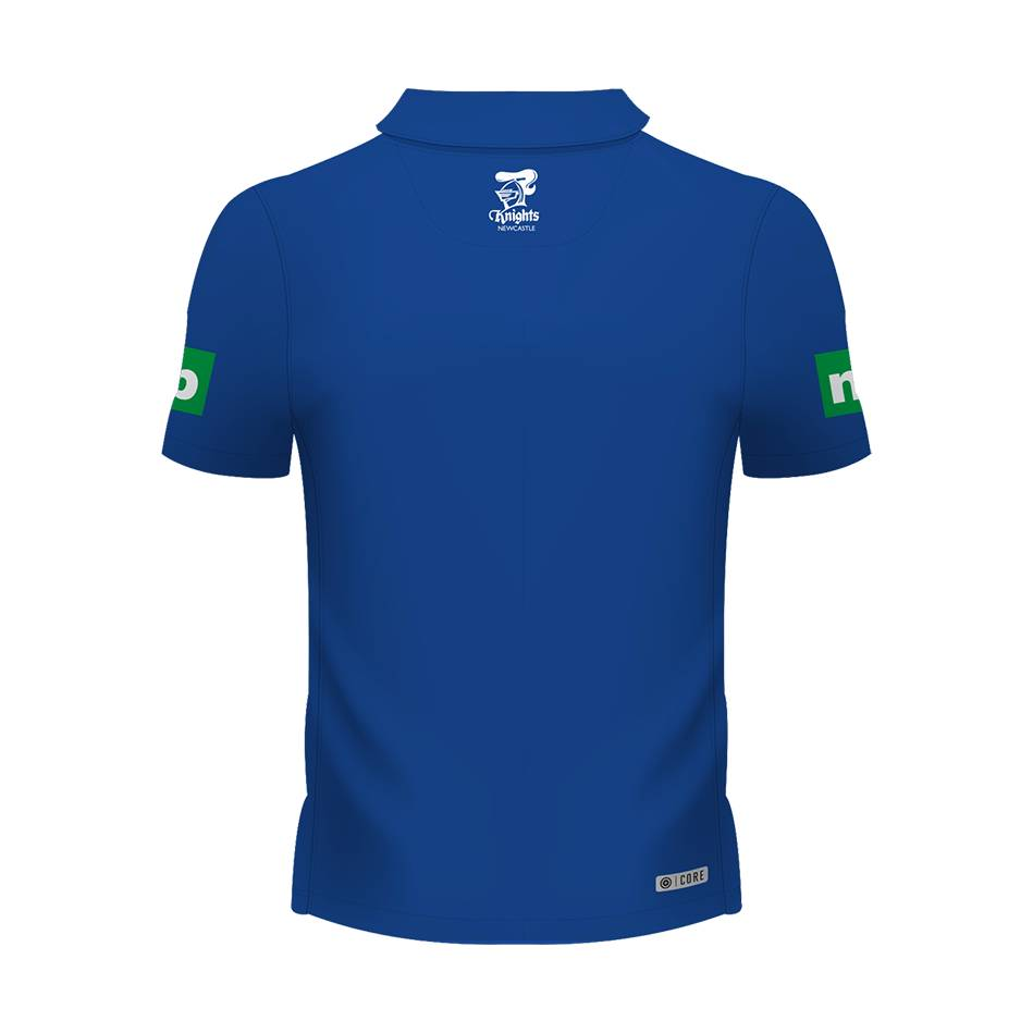 mainLadies Blue Polo1