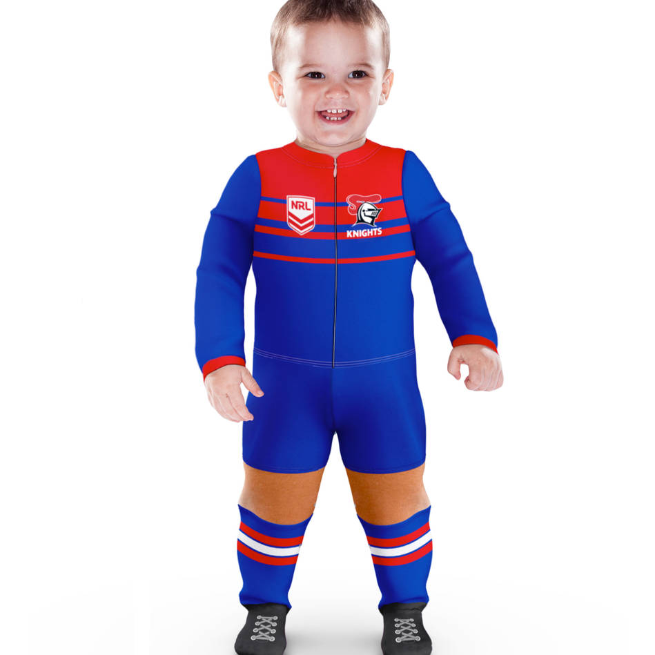 2021 Knights Footysuit0
