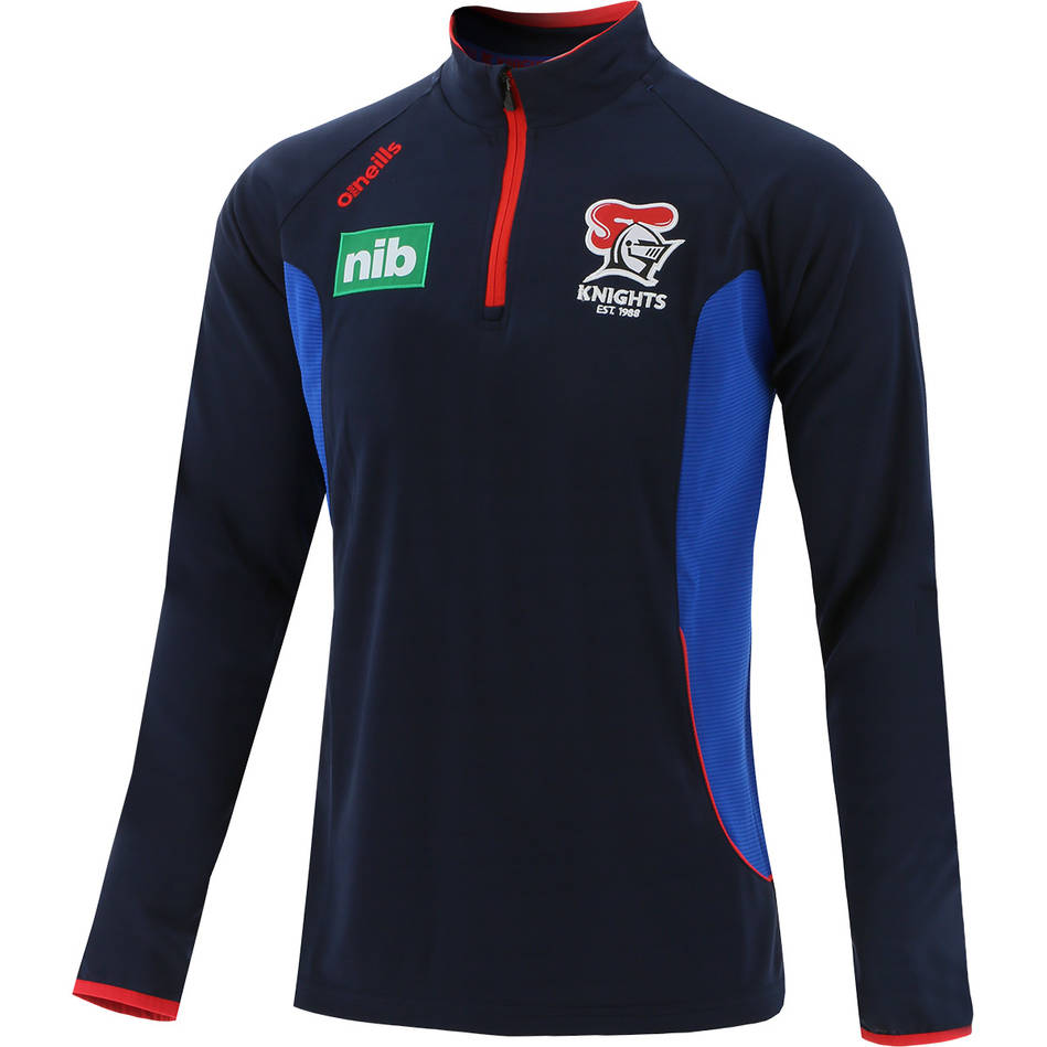 2021 1/4 Zip Training Top0