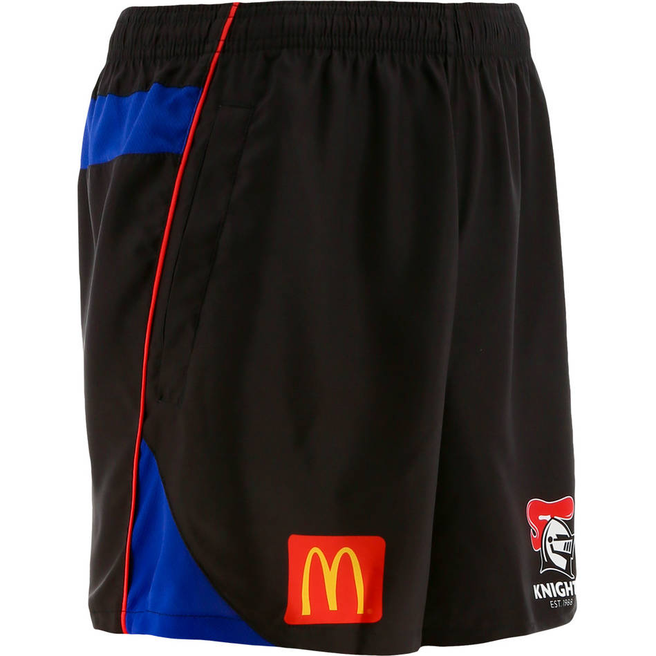 2021 Black Training Shorts1