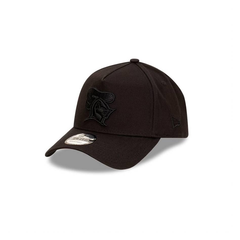 New Era Knights 9Forty A Frame Black Tonal Cap1