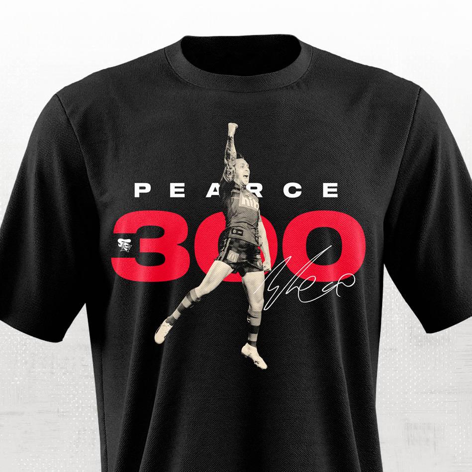 Mitchell Pearce 300 T-shirt0
