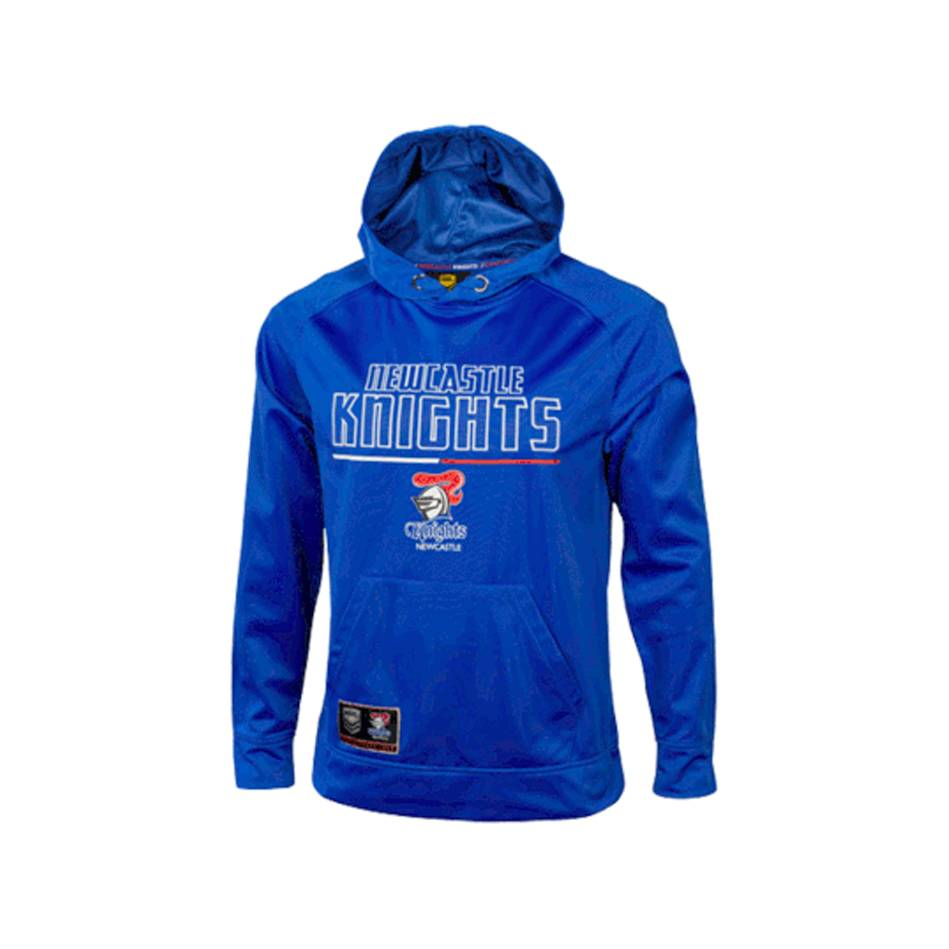 mainKids Blue Poly Hoody0