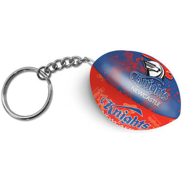 Squishy Ball Keyring