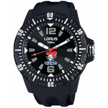 Lorus  Black Face Watch