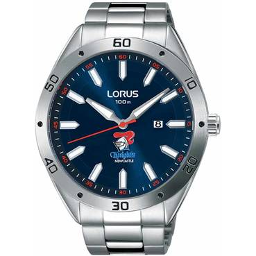 Lorus Blue Face Watch