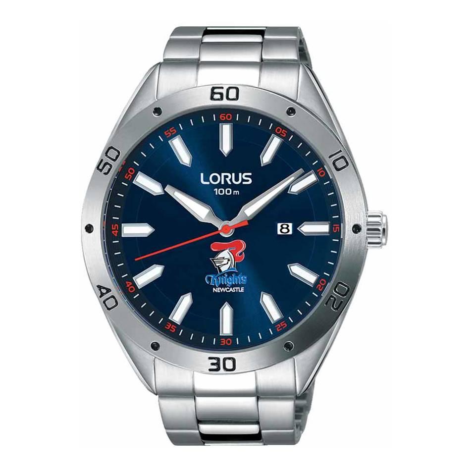 mainLorus Blue Face Watch0