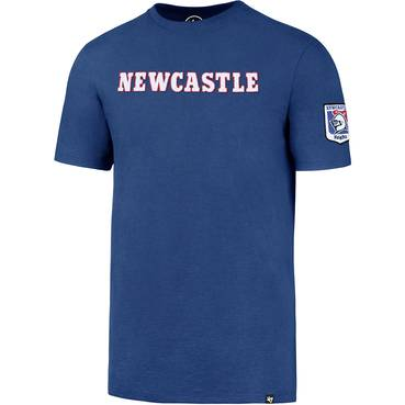 '47 Blue Fieldhouse Tee