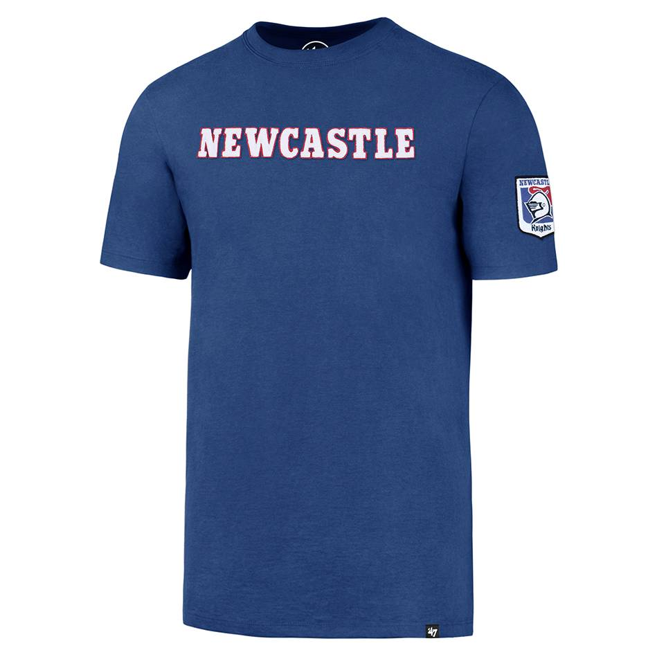 main'47 Blue Fieldhouse Tee0