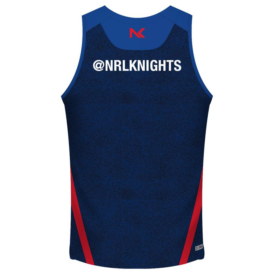 main2018 Blue Training Singlet1