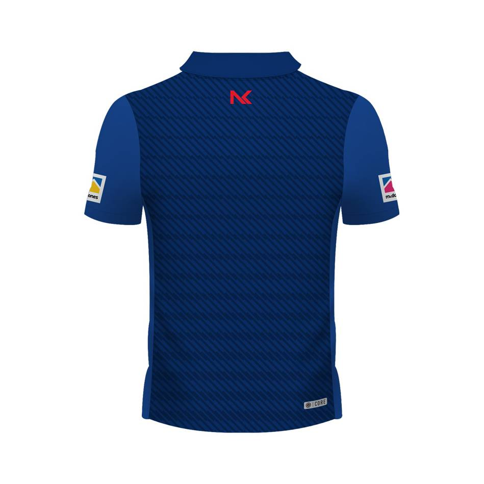 main2018 Kids Blue Polo1