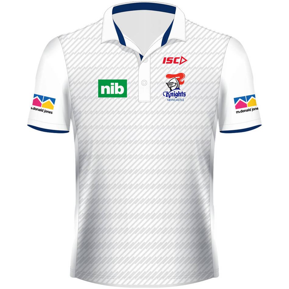 main2018 Ladies White Polo0