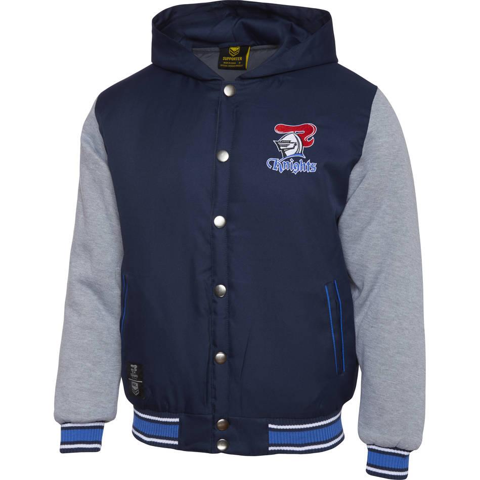 mainMens Classic Varsity Jacket0