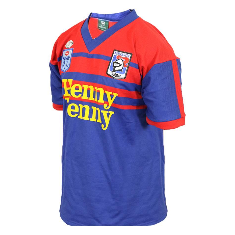 mainClassic Henny Penny Retro Jersey 19881