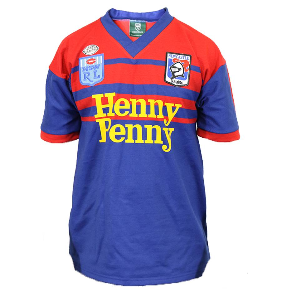 mainClassic Henny Penny Retro Jersey 19880