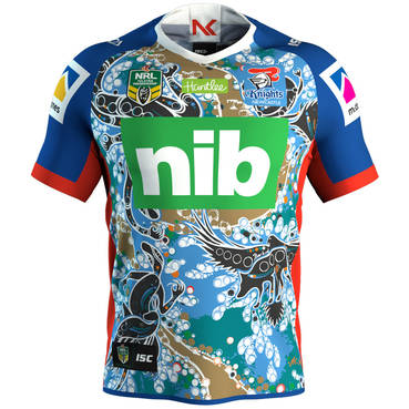 2018 Indigenous Jersey - #4 Nathan Ross