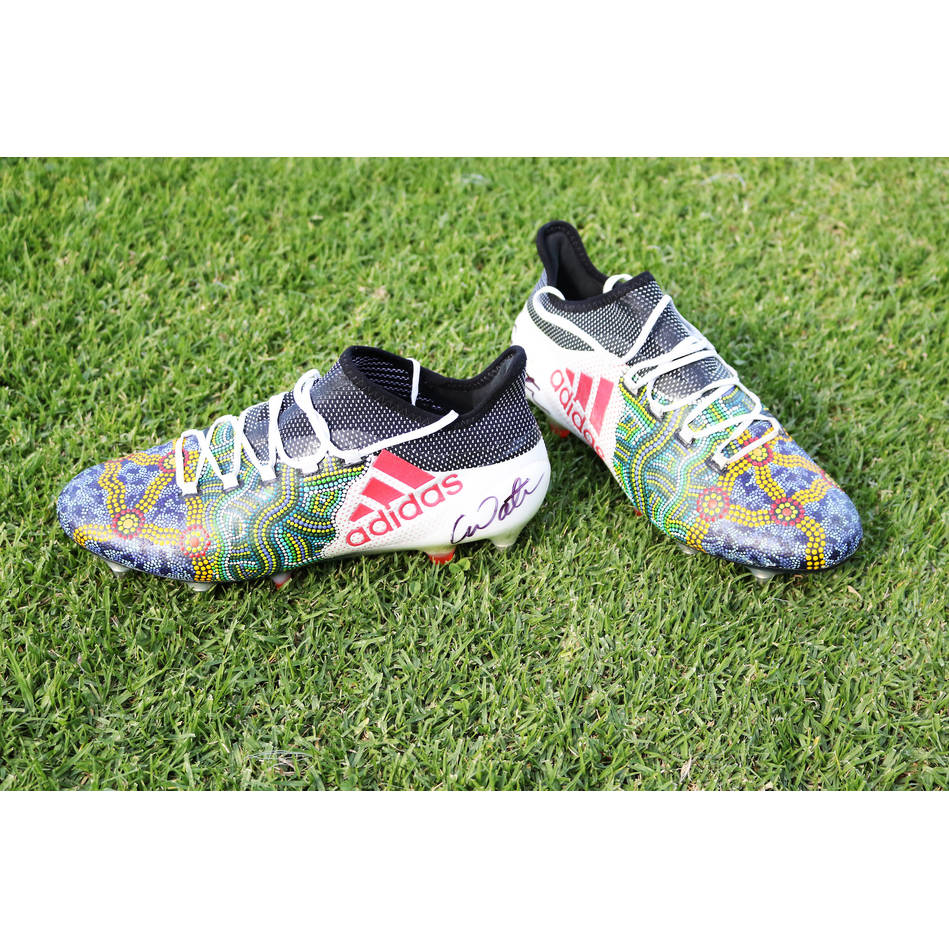 mainConnor Watson's Indigenous Playing Boots0