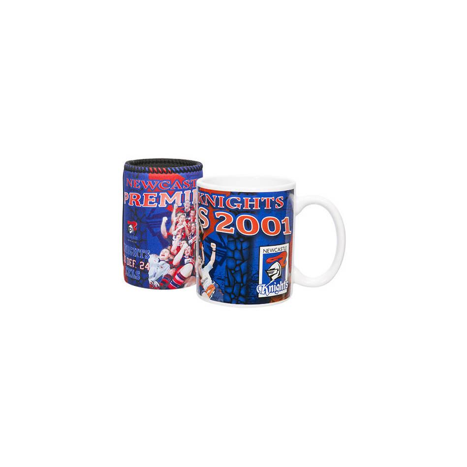 mainKnights 2001 Premier Mug & Cooler0
