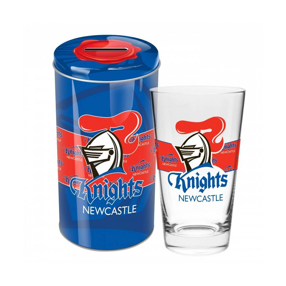 mainKnights Glass & Tin Set0