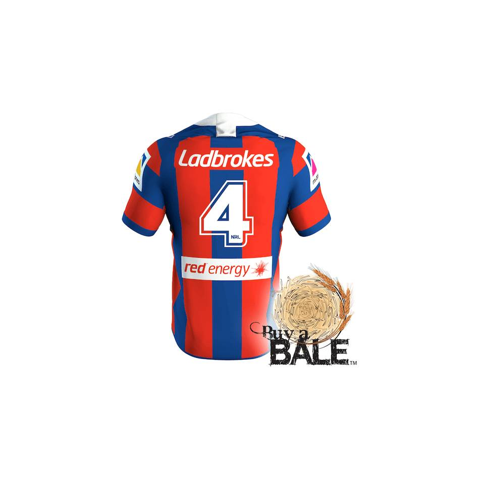 mainBuy A Bale | Player Worn and Signed Jersey #4 Cory Denniss0