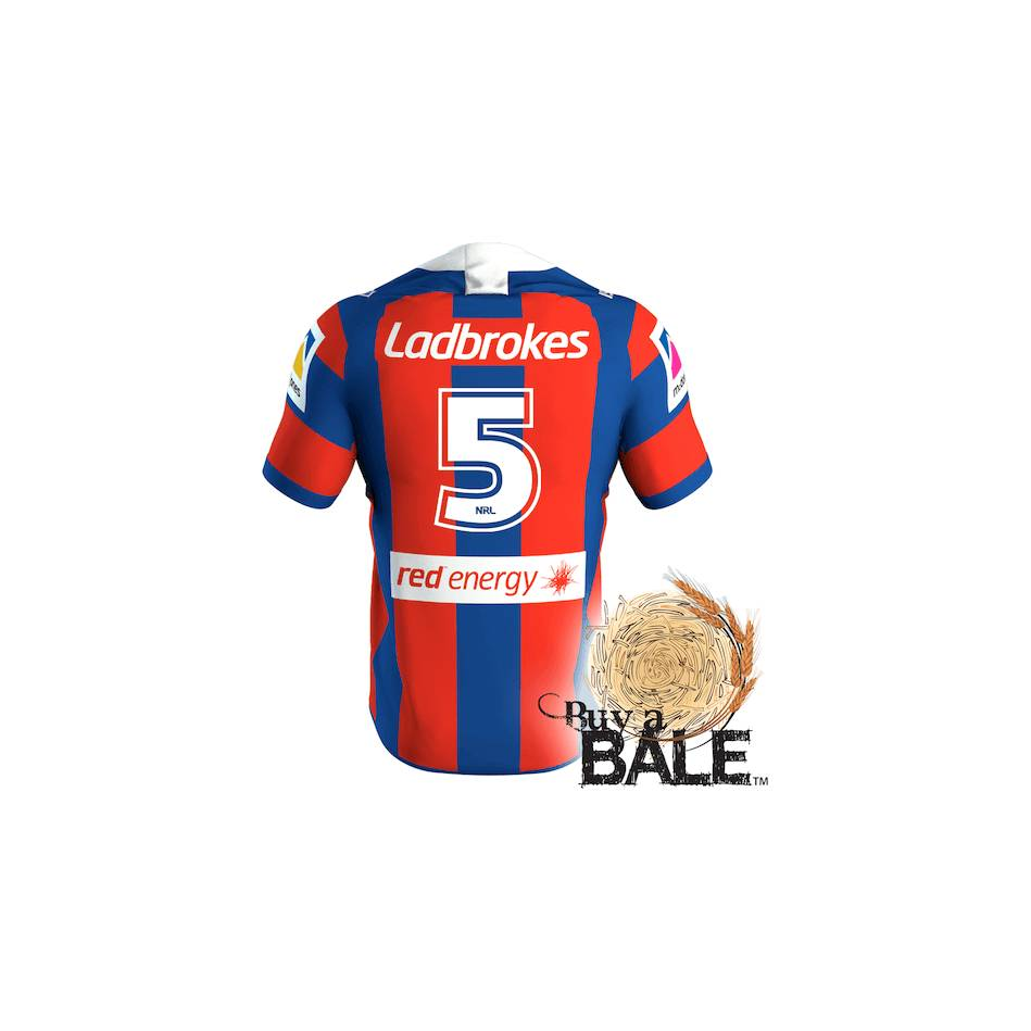 mainBuy A Bale | Player Worn and Signed Jersey #5 Shaun Kenny-Dowall0