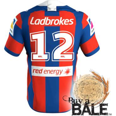 Buy A Bale | Player Worn and Signed Jersey #12 Aidan Guerra