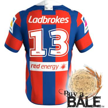 Buy A Bale | Player Worn and Signed Jersey #13 Mitchell Barnett