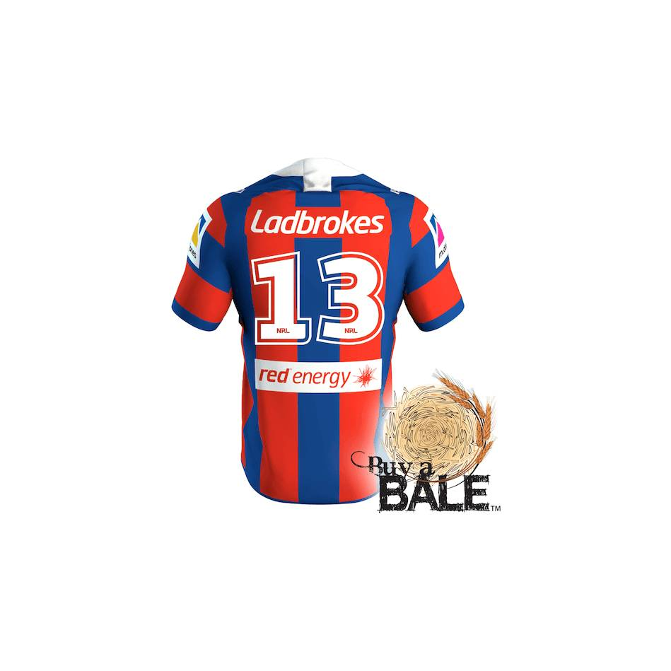 mainBuy A Bale | Player Worn and Signed Jersey #13 Mitchell Barnett0