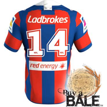 Buy A Bale | Player Worn and Signed Jersey #14 Tom Starling (DEBUT)