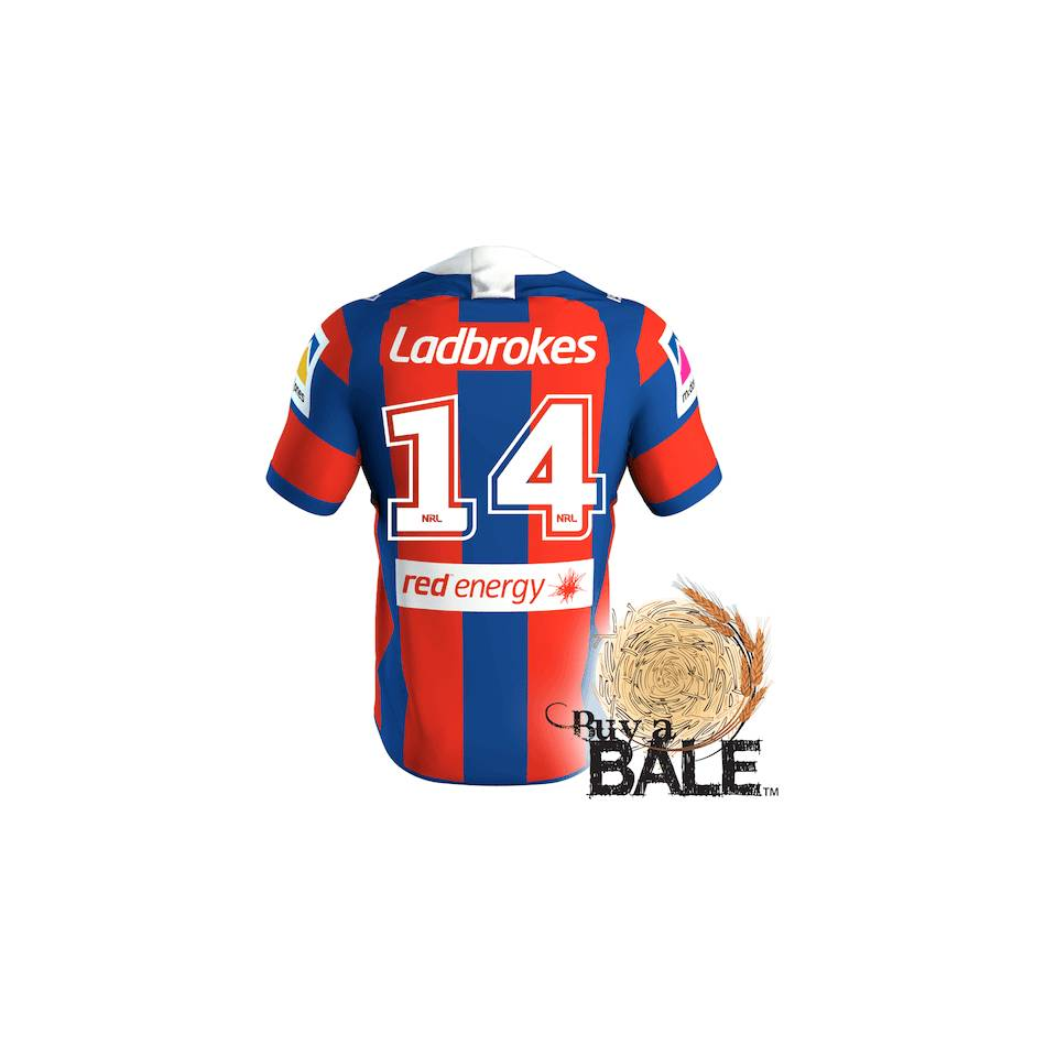 mainBuy A Bale | Player Worn and Signed Jersey #14 Tom Starling (DEBUT)0