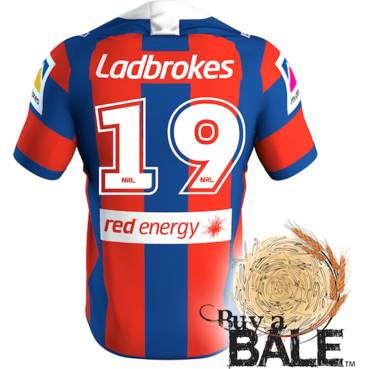 Buy A Bale | Player Worn and Signed Jersey #19 Pasami Saulo