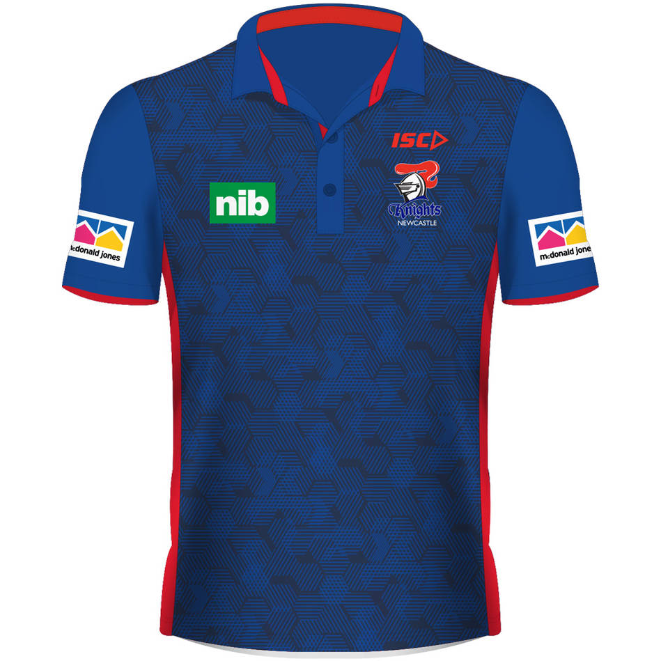 main2019 Mens Blue Team Polo0
