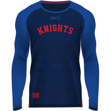2019 Mens Crew Warm Up Top