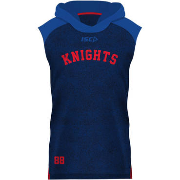 2019 Mens Tank Warm Up Top