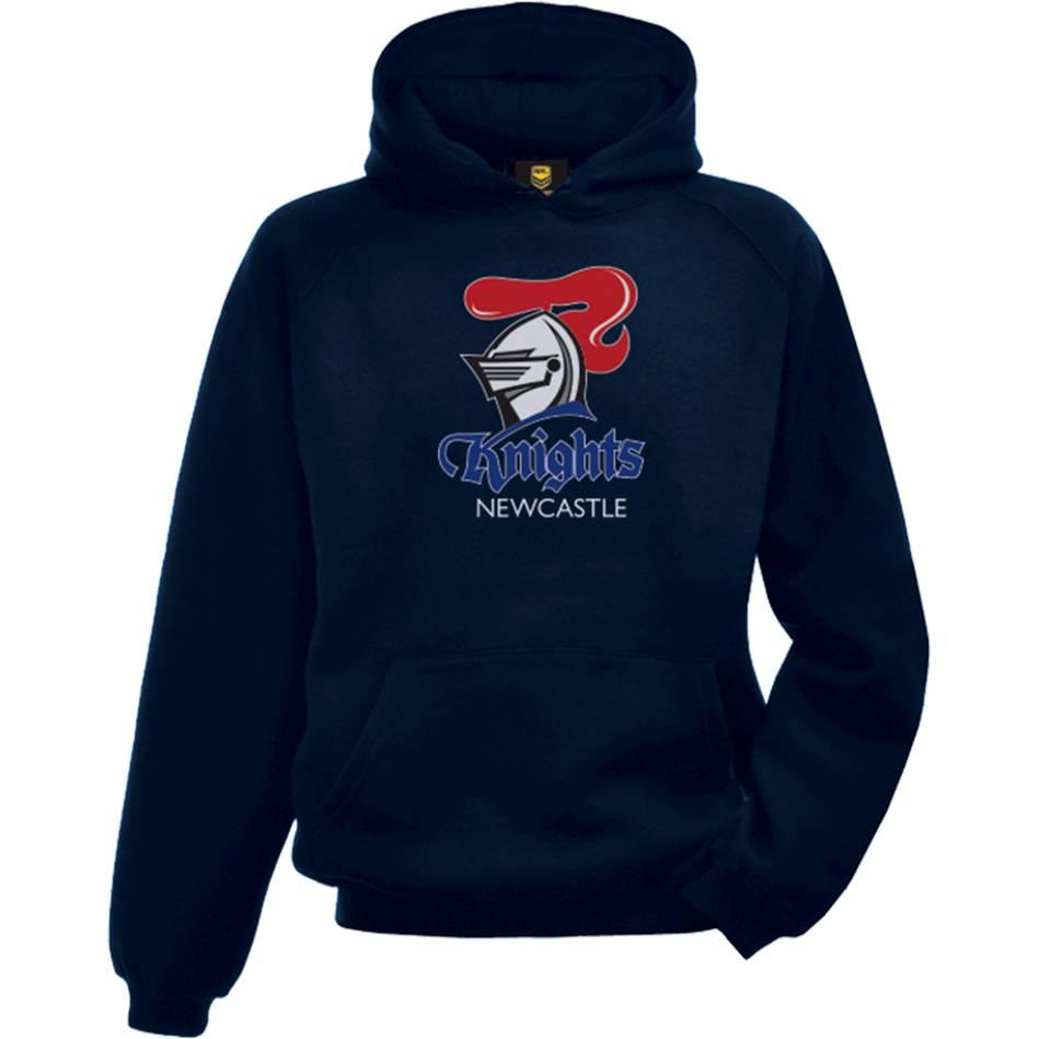 mainNavy Logo Hoody0