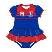 Infant Girls Footysuit0