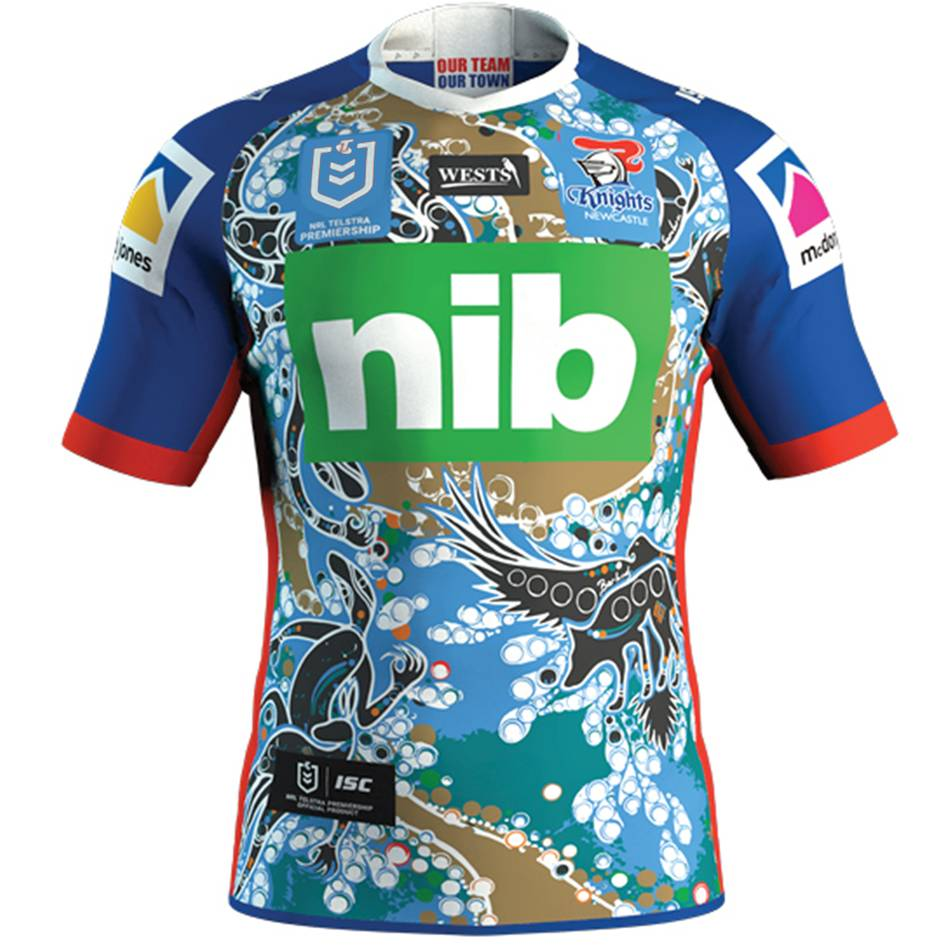 main2019 Knights Indigenous Jersey0